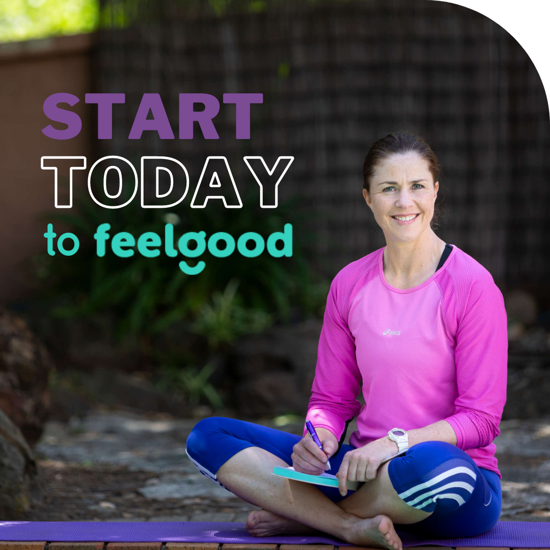 Sign Up Today! - Enrolment for My FeelGood 12 Week Challenge is Open!
